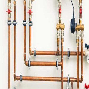 تاسیسات ساختمانی گاز رسانی