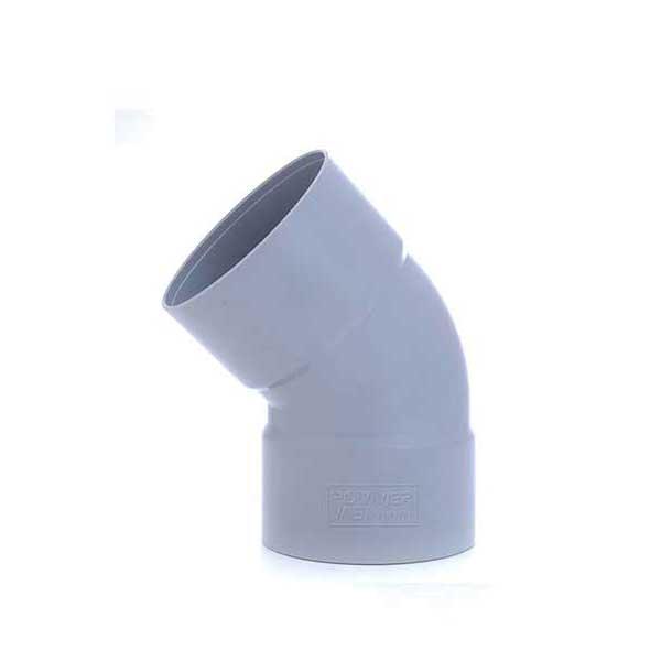 زانو دو سر کوپله ۴۵ درجه نانو پلیمر یاس