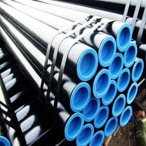 لوله گاز های فولادی درزدار