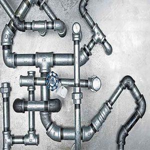 سیستم لوله کشی آب
