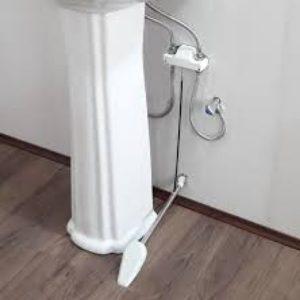 شیرآلات آب پدالی