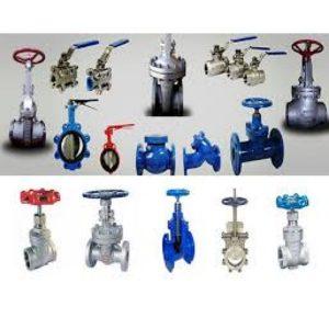 انواع شیرآلات کنترل آب