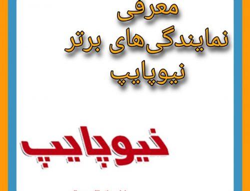 معرفی نمایندگی های برتر نیوپایپ