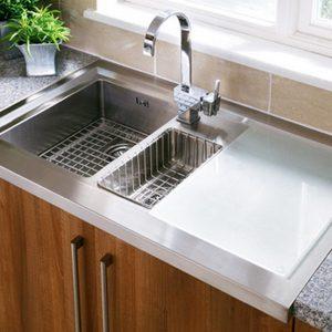 سینک ظرفشویی روکار