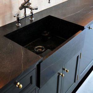 سینک ظرفشویی صابونی