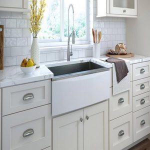سینک ظرفشویی پیشخوان
